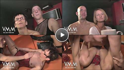 swingers mature video
